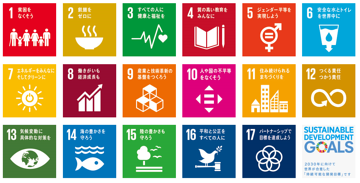 SDGs実現に貢献するITソリューション